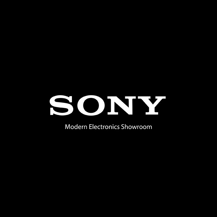 Sony – Modern Electronics Showroom Offer